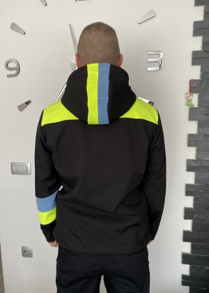 Moška softshell jakna